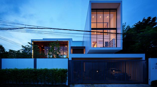 NY House by IDIN Architects in Bangkok, Thailand