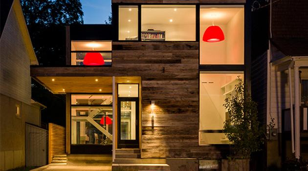 New Edinburgh House by Christoper Simmonds Architect in Ottawa, Canada