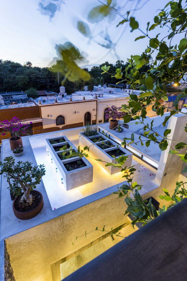 Raw House by Taller Estilo Arquitectura in Merida, Mexico