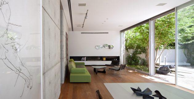 STV House by Arstudio - Arnon Nir Architecture in Tel Aviv, Israel