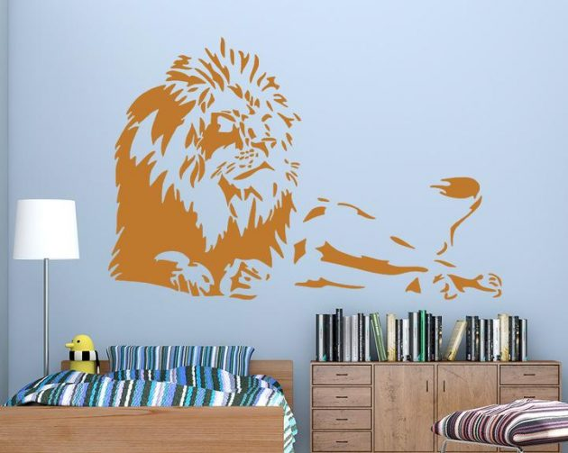 Steps to Follow When Vinyl Wall Art Stickers Won't Stick