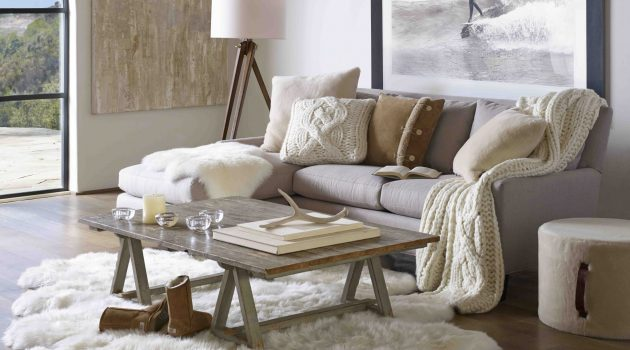 10 Simple Ways To Visually Warm Your Living Space