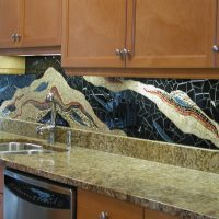 15 Outstanding Kitchen Mosaic Backsplash Ideas That Are Worth Seeing