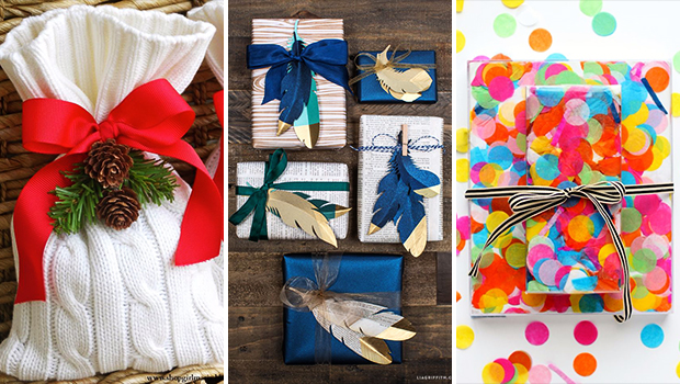 15 Adorable Gift Wrapping Ideas That Will Inspire Your ...