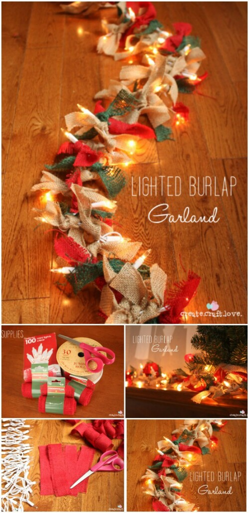 15 Cute DIY Christmas Decorations You Need To Craft