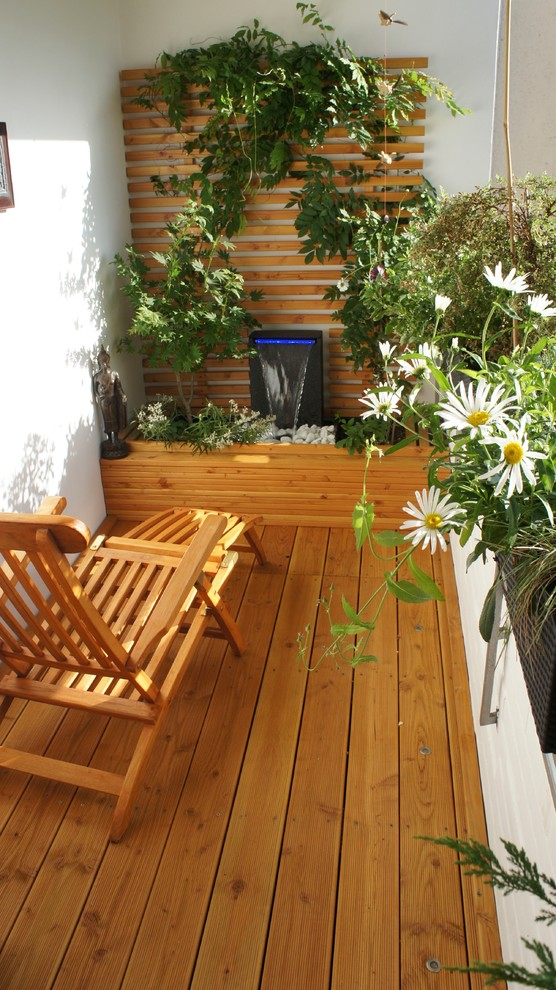 15 Engaging Asian Balcony Designs That Will Inspire You