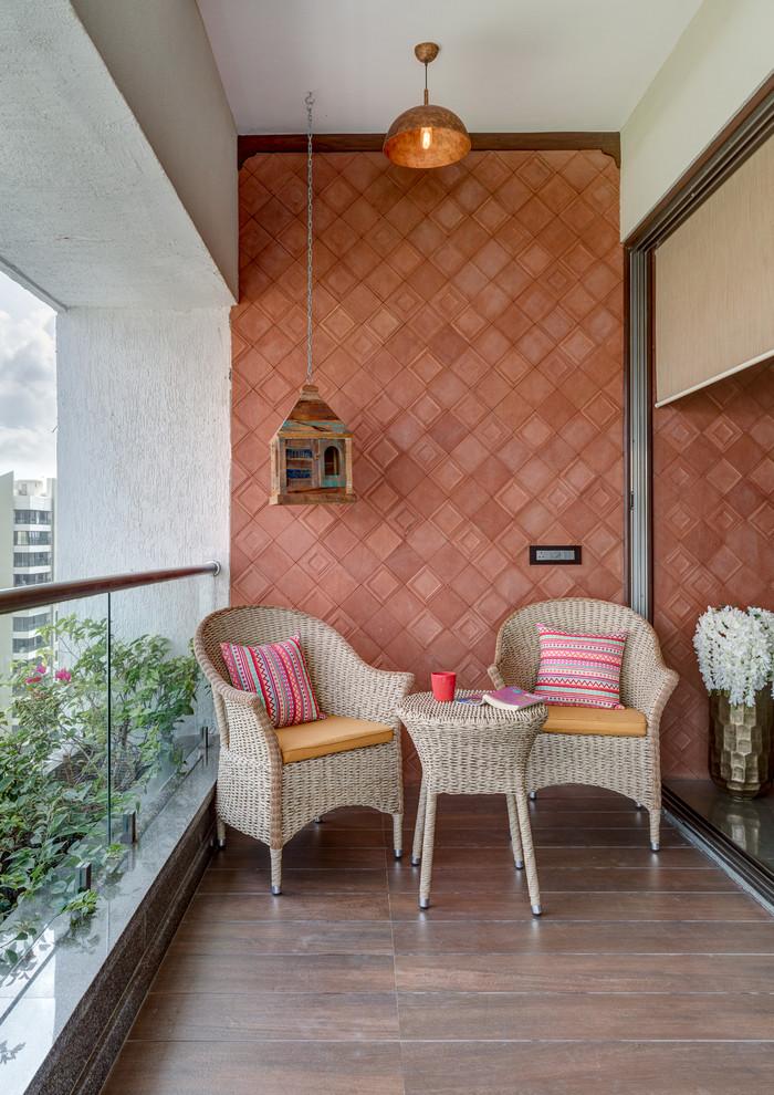 Apartment Garden Balcony Diy