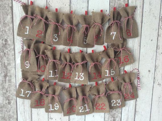 Handmade Calendar Design : Fabulous handmade christmas garland designs to brighten