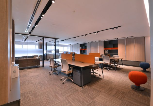 A Transparent and Collective Work Environment: ASD Central Office