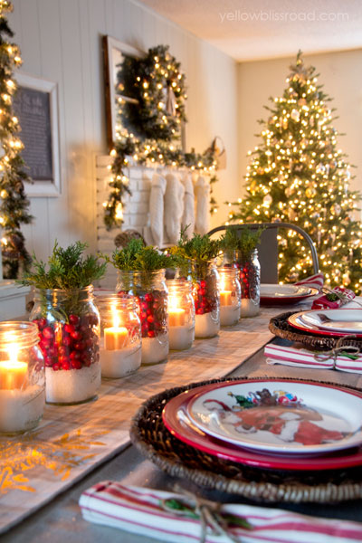 & 16 Blissful Christmas Table Decor Ideas That You Must See