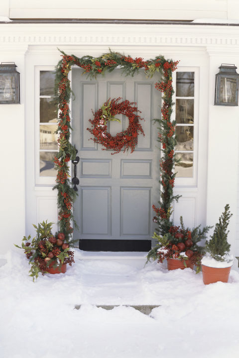 17 Whimsical Diy Christmas Wreath Ideas You Ll Easily Craft