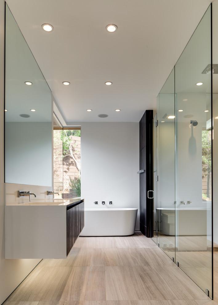 Modern Powder Room Decor