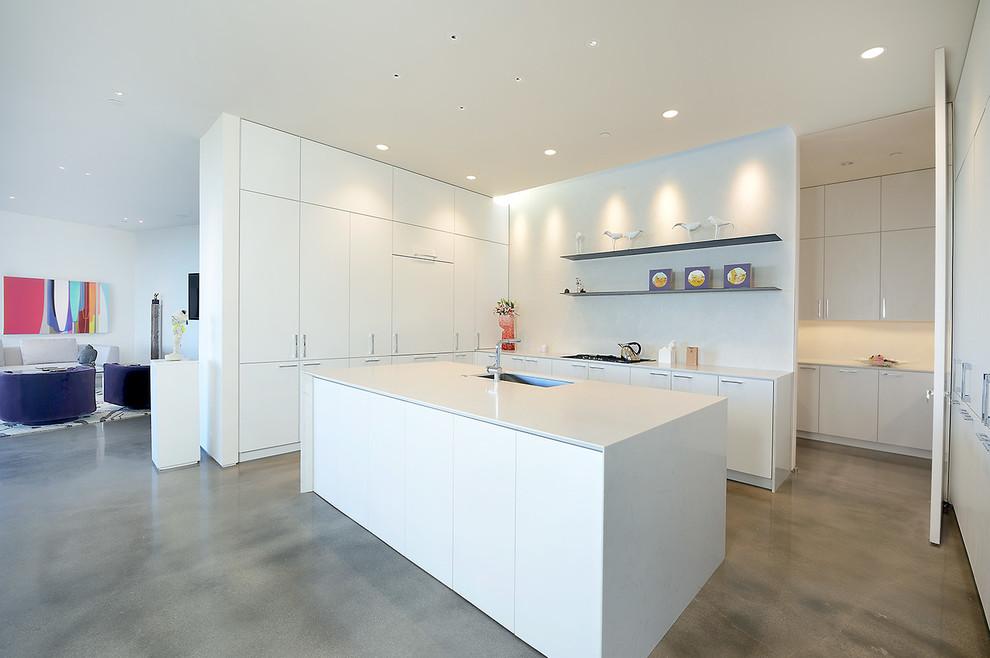 18 Sophisticated Modern Kitchen Designs That Stun With Their Minimalism