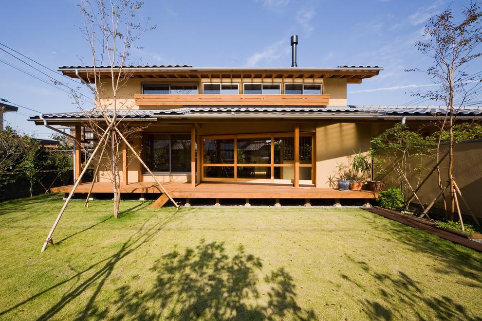 20 Spectacular Asian Home Exterior Designs You'll Adore
