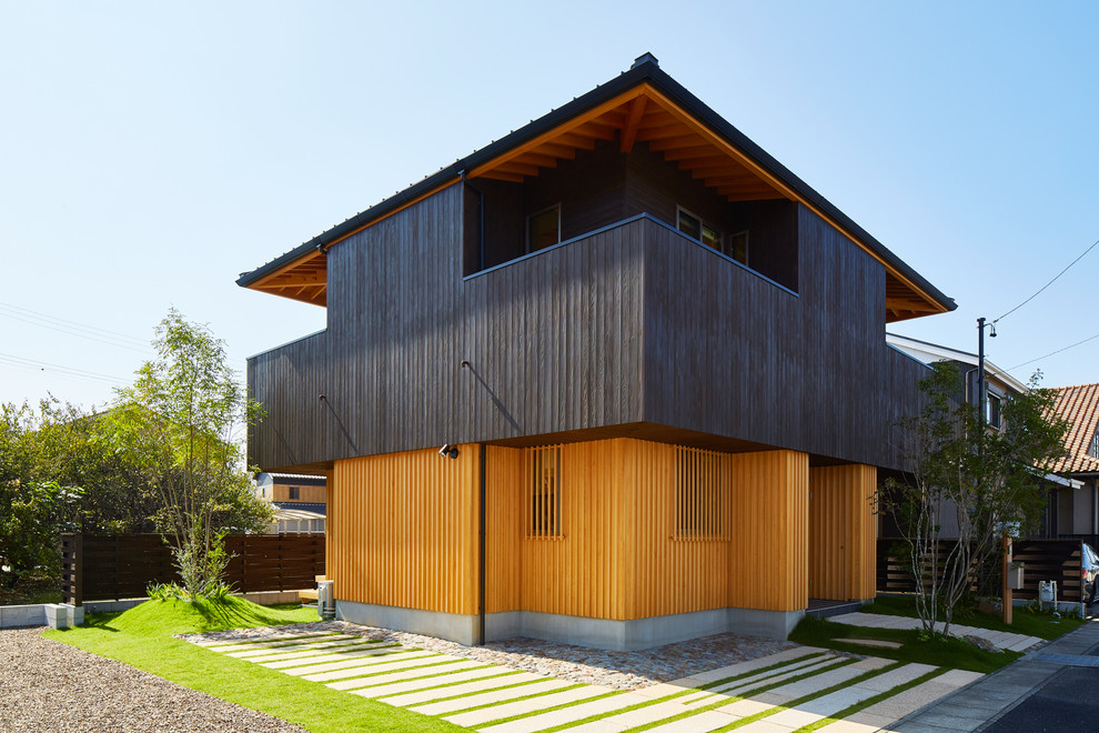 20 Spectacular Asian Home Exterior Designs Youll Adore