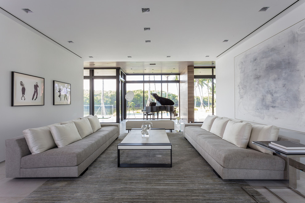 20 Stunning Modern Living Room Designs That Will Dazzle You