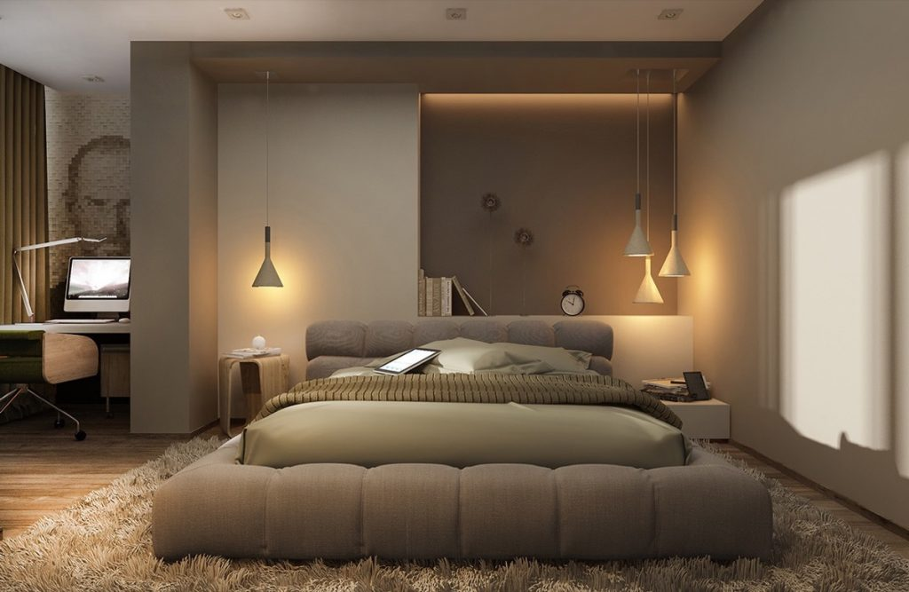 Gentil 17 Excellent Examples For Decorating Harmonious Bedroom