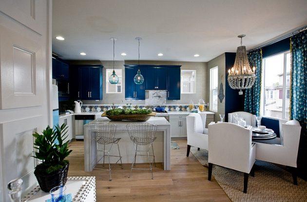 19 Awe-Inspiring Blue Interior Designs For Everyone Seeking Elegance