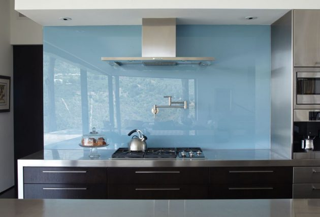 Glass In The Kitchen  Guaranteed Elegance