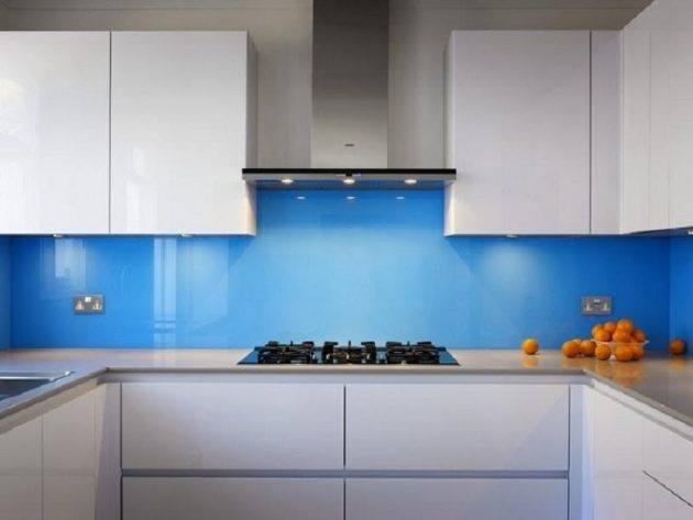 Glass In The Kitchen- Guaranteed Elegance