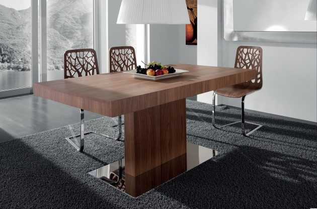 19 Impressive Dining Room Tables That You Should Check Out