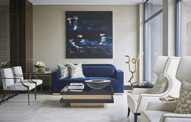 19 Awe Inspiring Blue Interior Designs For Everyone Seeking Elegance