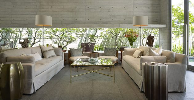 Chiltern House by WOW Architects   Warner Wong Design in Singapore