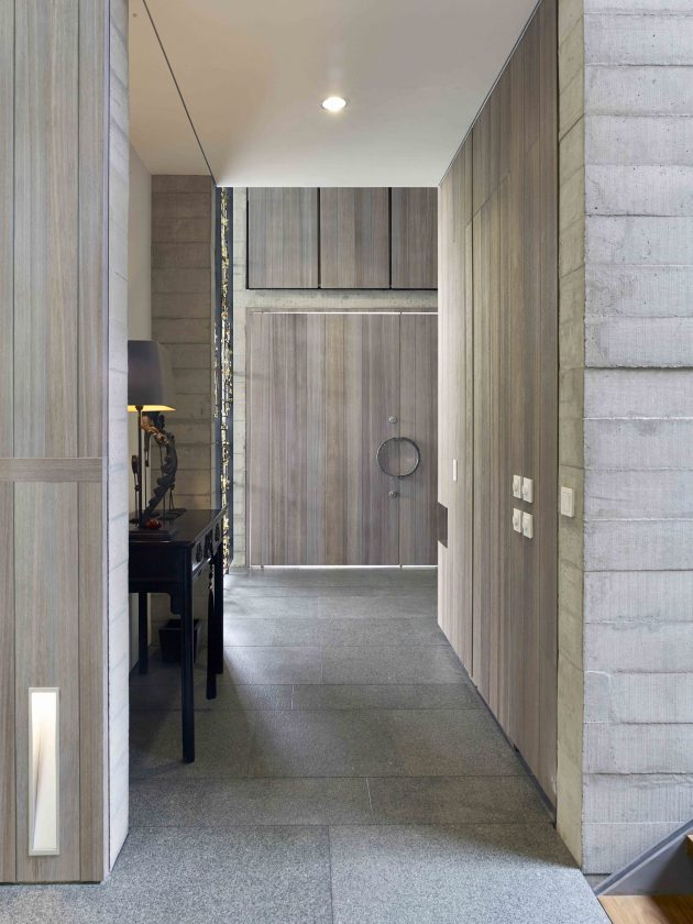 Chiltern House by WOW Architects | Warner Wong Design in Singapore