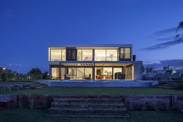 House N by Estudio GM ARQ in the Buenos Aires Province of Argentina