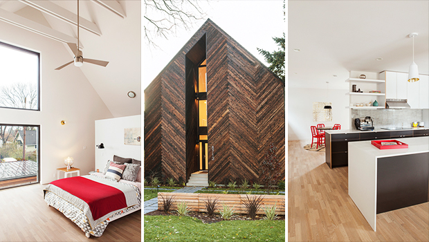 Palatine Passive House by Malboeuf Bowie Architecture in ...