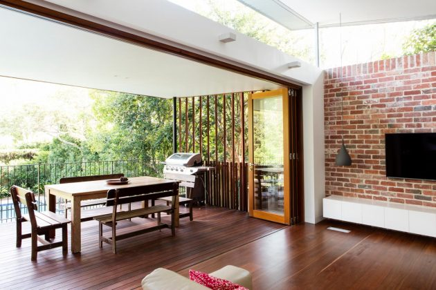 Ward House by Sam Crawford Architects in Sydney, Australia