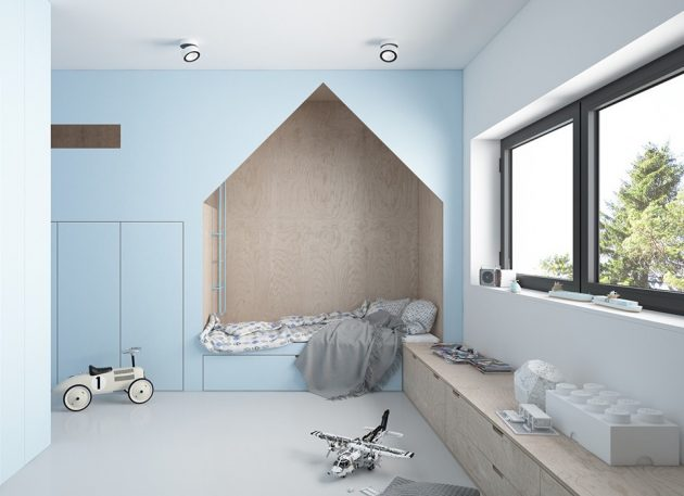 17 Captivating Child's Room Designs That Will Thrill You