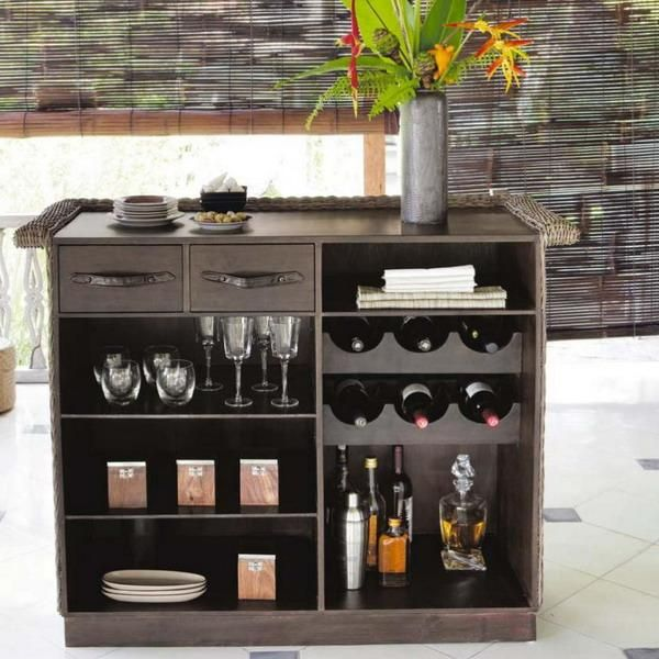 20 Cool Home Bar Design Ideas: 17 Really Cool Home Bar Designs That Are Worth Seeing