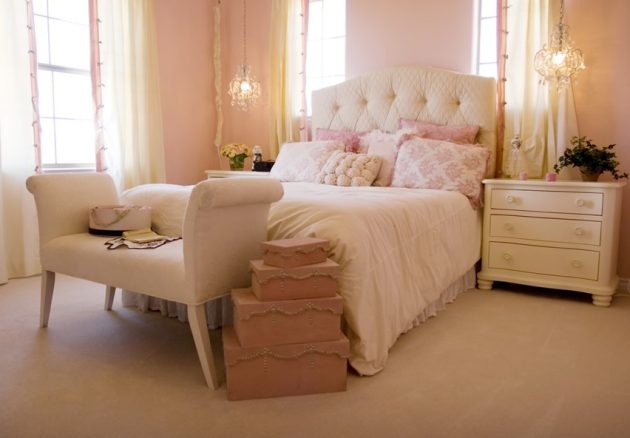18 Outstanding Interiors With Soft Pink To Enter Diversity In Your Home