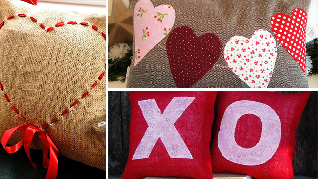 15 Beautiful Handmade Valentine's Day Pillow Gifts You ...