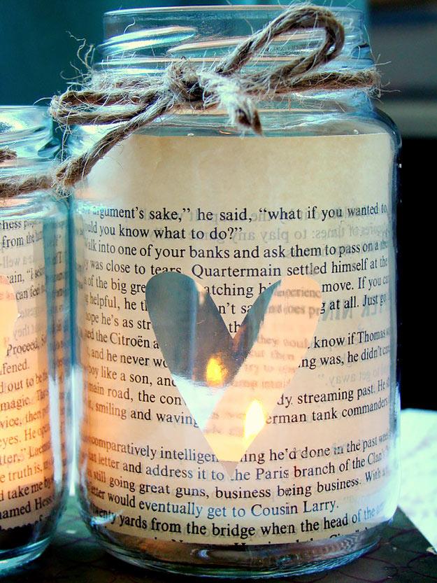 15 Charming DIY Mason Jar Gifts For Valentines Day
