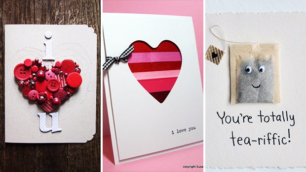 15 Fabulous DIY Valentine's Cards That Will Express Your Love