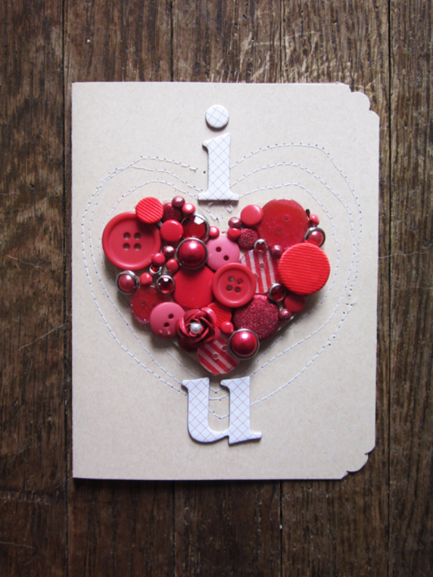 15 Fabulous Diy Valentine S Cards That Will Express Your Love