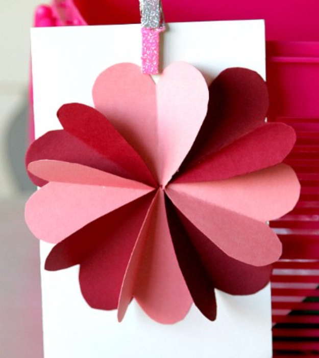 15 Fabulous DIY Valentines Cards That Will Express Your Love