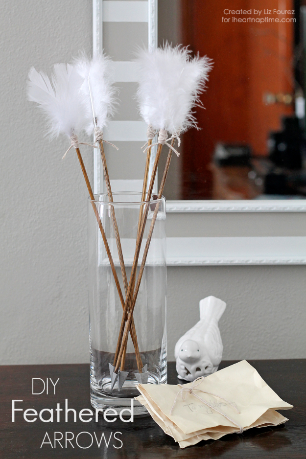 15 Lovely DIY Valentine's Decor Ideas For Your Home
