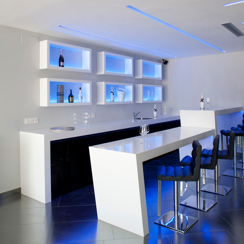 Home Design Bar Ideas: 15 Stupendous Modern Home Bar Designs That Will Make Your