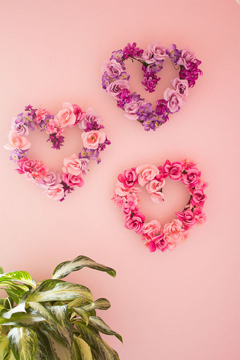 16 Delightful DIY Home Decor Ideas For Valentine's Day