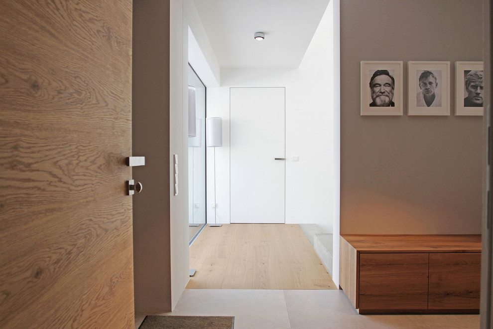 16 Glamorous Modern Entry Hall Designs That Will Give You A Pleasant Welcome
