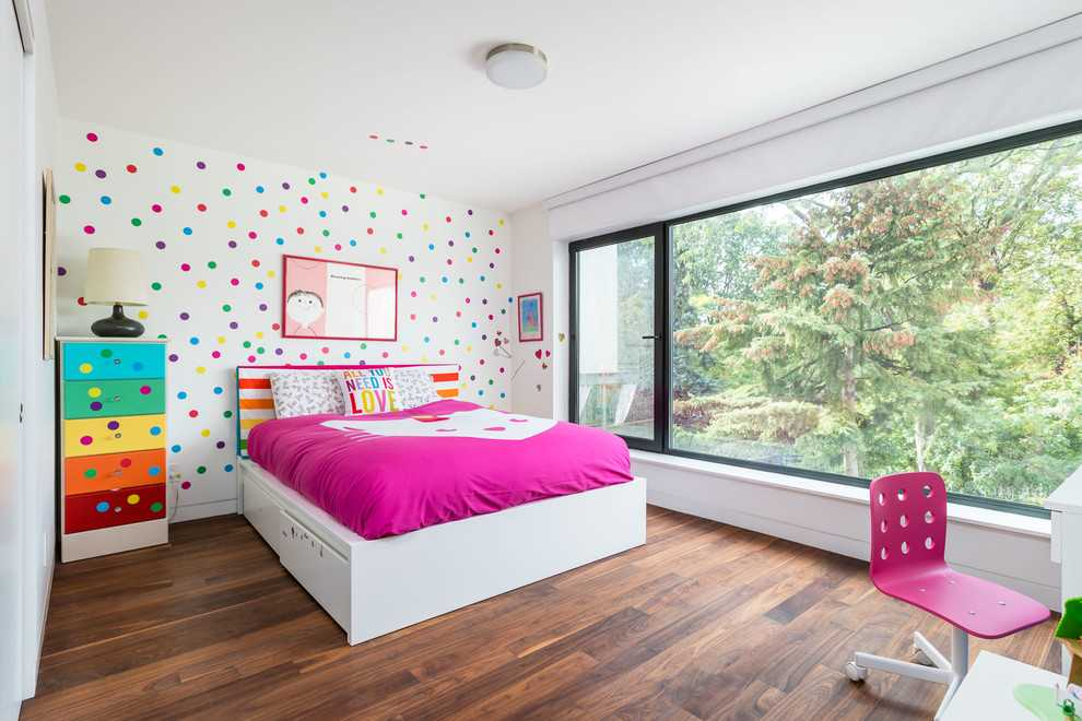 40 Minimalist Modern Kids' Room Designs That Are Anything But Bare Best Kids Bedroom Designs