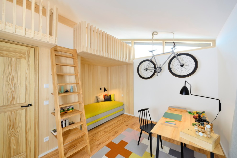 16 Minimalist Modern Kids Room Designs That Are Anything