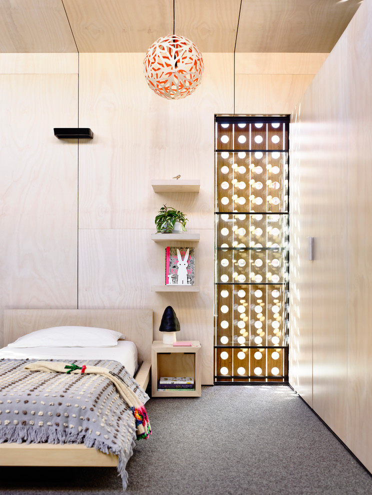 Room Design For Teenager: 16 Minimalist Modern Kids' Room Designs That Are Anything