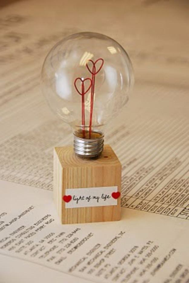16 Sweet Diy Valentine S Day Gift Ideas You Can Easily Make
