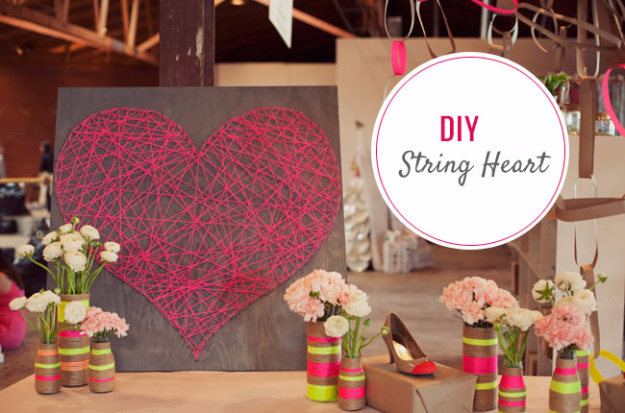 16 Sweet DIY Valentine's Day Gift Ideas You Can Easily Make
