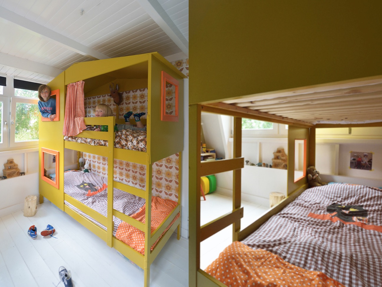 Picture of: 18 Awesome Ikea Bunk Bed Hacks Your Kids Will Love