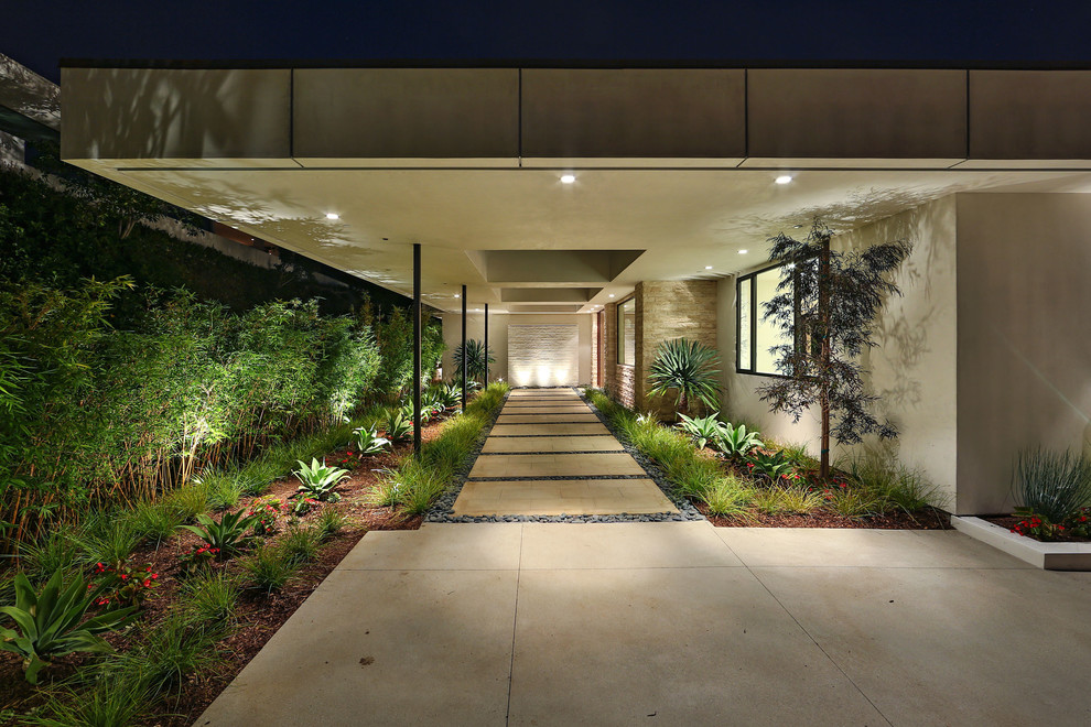 18 Startling Modern Landscape Designs Your Backyard ... on Backyard Architect id=93253